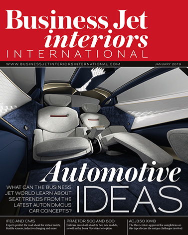 unique aircraft businessjetinteriorsinternational january 2019